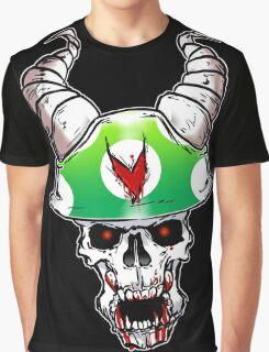 Vinesauce Mushroom Graphic T-Shirt