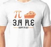 Happy Pi Day Unisex T-Shirt