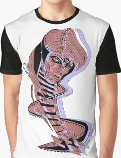 Digital M Graphic T-Shirt