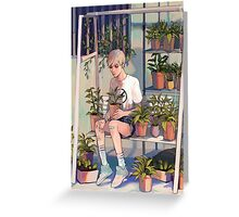 plantss Greeting Card