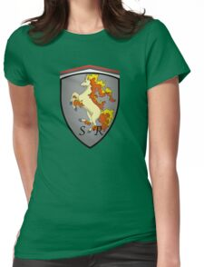 S. Rapidash Womens Fitted T-Shirt