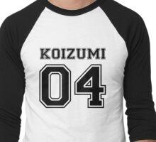 Love Live - Hanayo Koizumi Varsity Men's Baseball ¾ T-Shirt