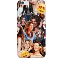 Ellen Pompeo - Sassy Queen iPhone Case/Skin