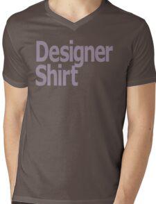 designer shirt Mens V-Neck T-Shirt