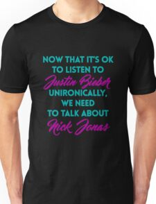We need to talk about Nick T-Shirt