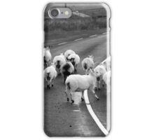Traffic Jam - Donegal Style iPhone Case/Skin