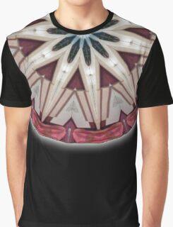 Star Wheel Graphic T-Shirt