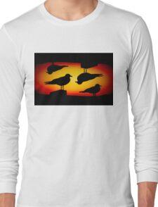 Sunset Quartet Long Sleeve T-Shirt