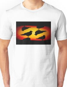 Sunset Quartet Unisex T-Shirt