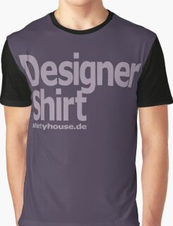designer shirt shirtyhouse Graphic T-Shirt