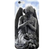 Angel in the Morning iPhone Case/Skin
