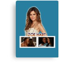 Zoe Hart - Hart of Dixie Canvas Print