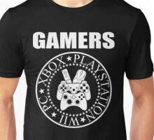 GAMERS RAMONES Unisex T-Shirt