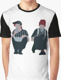 Josh & Tyler Graphic T-Shirt