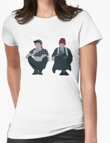 Josh & Tyler Womens Fitted T-Shirt