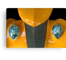 1937 Ford Convertible Canvas Print