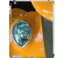 1937 Ford Convertible iPad Case/Skin