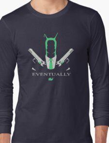 Snail Assassin Eventually Long Sleeve T-Shirt