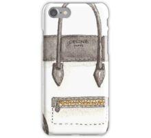 Bag {1} iPhone Case/Skin