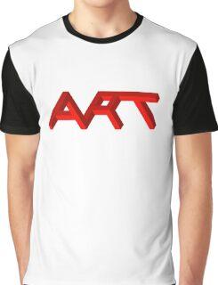 Isomeric Art Graphic T-Shirt