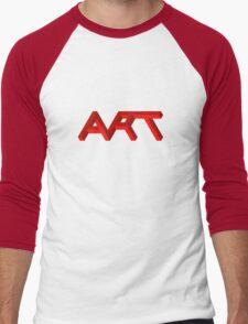 Isomeric Art Men's Baseball ¾ T-Shirt