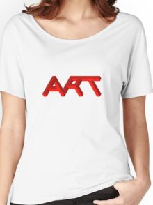 Isomeric Art Women's Relaxed Fit T-Shirt