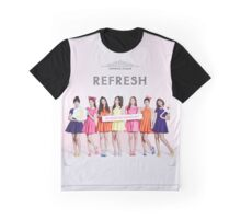 CLC 'Refresh' Graphic T-Shirt
