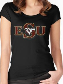 ESU (The Program) Tee Women's Fitted Scoop T-Shirt