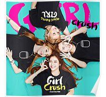 Mamamoo 'Girl Crush' Poster