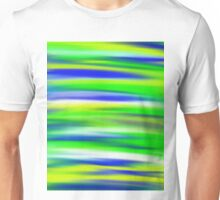 Zesty Sky Abstract Unisex T-Shirt