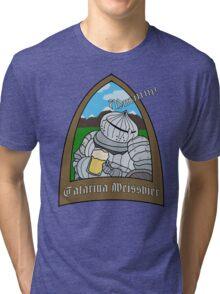 Beer Souls - Catarina Weissbier Tri-blend T-Shirt