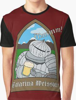Beer Souls - Catarina Weissbier Graphic T-Shirt
