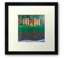 Sacer Nummos Framed Print