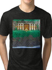 Sacer Nummos Tri-blend T-Shirt