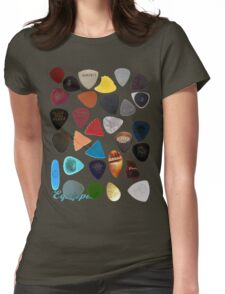 Equipped Womens Fitted T-Shirt