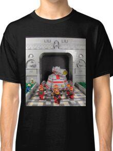 The LIU's Military Might Classic T-Shirt