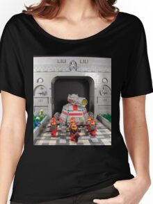 The LIU's Military Might Women's Relaxed Fit T-Shirt