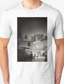 Sydney Rocks District And Harbour Bridge Unisex T-Shirt