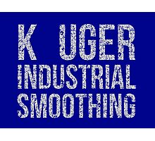 Seinfeld: Kruger Industrial Smoothing...K-Uger! Photographic Print
