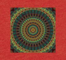 Mandala 19 Tri-blend T-Shirt
