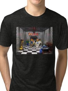 Welcome to Cesso Rest Station Tri-blend T-Shirt