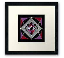 Secret Compass 333 Framed Print