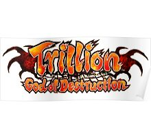 Trillion God of Destruction Poster