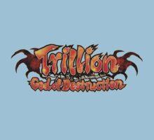 Trillion God of Destruction Kids Tee