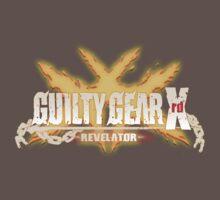guilty gear xrd revelator One Piece - Short Sleeve