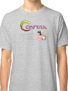 Contra Title Classic T-Shirt