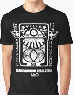 Abomination of Desolation Graphic T-Shirt