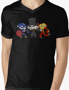 Civil War Mens V-Neck T-Shirt