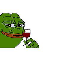 Rare Pepe Meme Photographic Print
