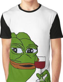Rare Pepe Meme Graphic T-Shirt